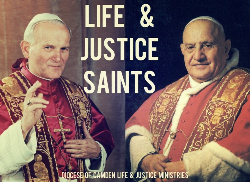 life and justice saints