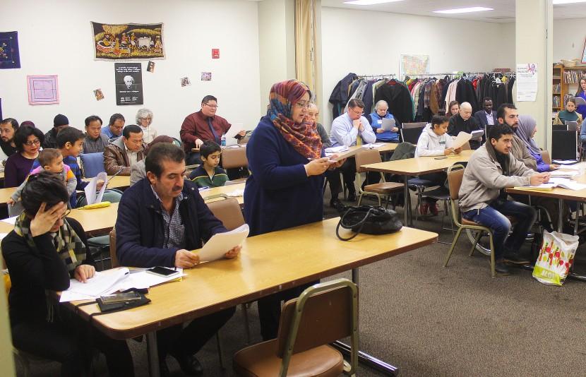 refugee-prayer-service